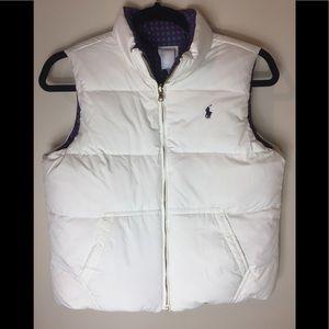 Ralph Lauren Down Puffer Vest